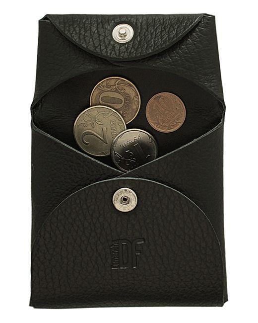 Кошелек-Монетница Dimanche                                                                                                              чёрный цвет