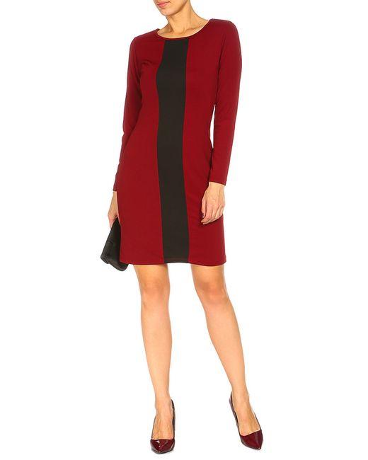 Платье Tom Farr                                                                                                              красный цвет