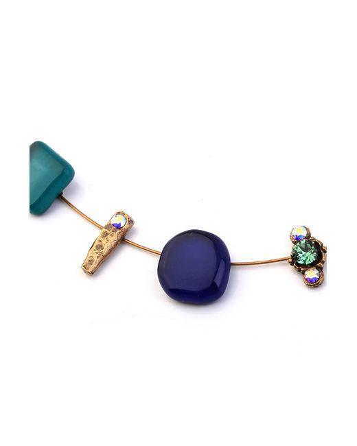 Колье Nathalie Borderie                                                                                                              многоцветный цвет