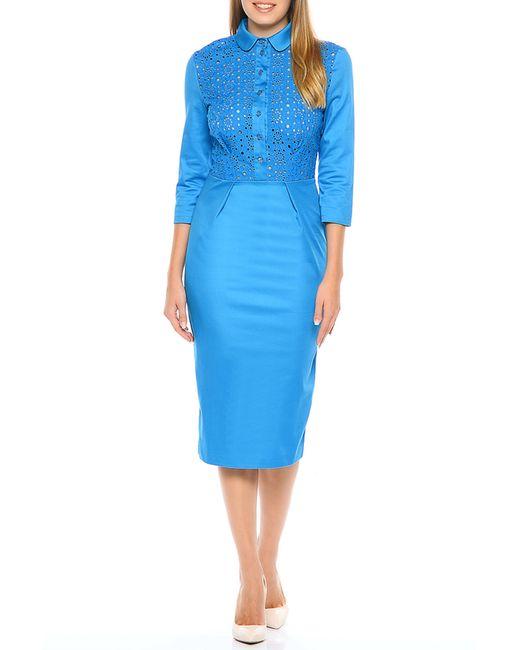 Платье Xarizmas                                                                                                              15, Бирюзовый цвет