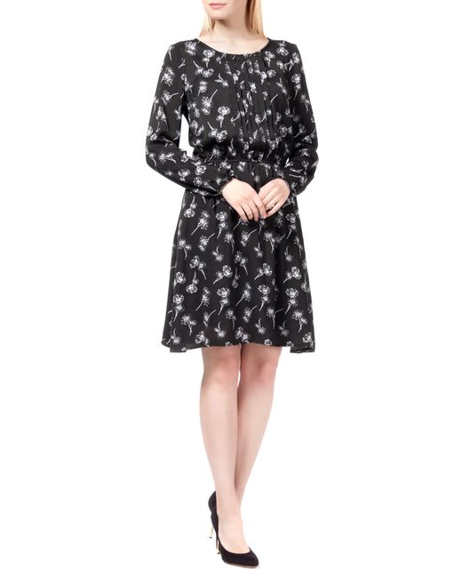 Платье Tom Farr                                                                                                              чёрный цвет