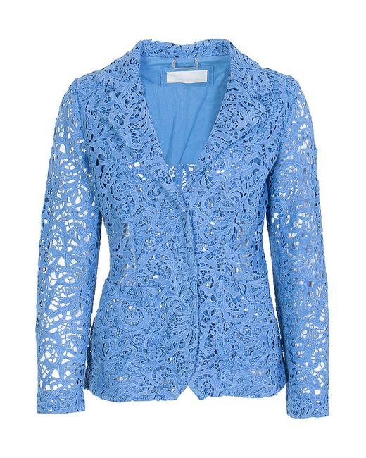 Пиджак Scervino Street                                                                                                              голубой цвет