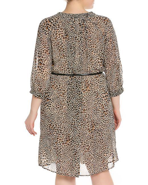 Платье Forus                                                                                                              бежевый цвет