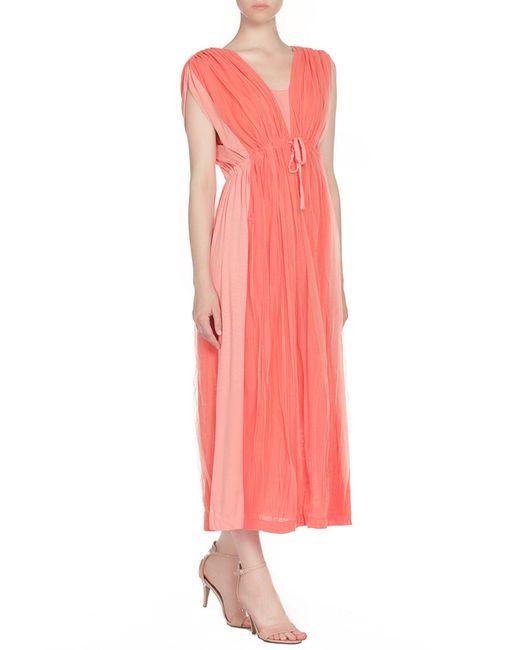 Платье Tsumori Chisato                                                                                                              оранжевый цвет