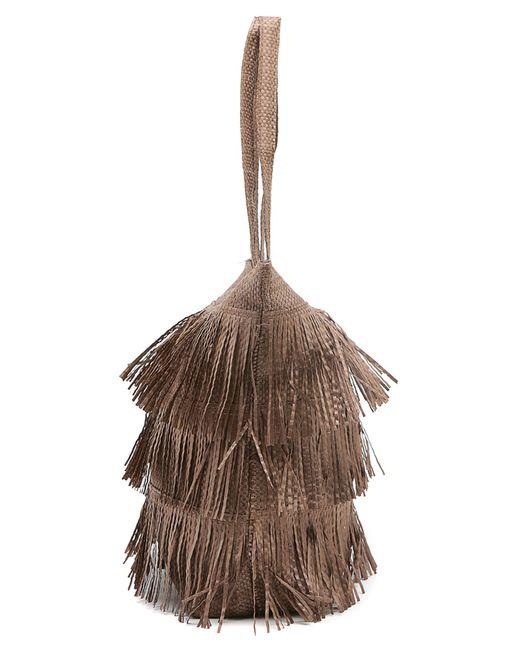 Сумка Venera                                                                                                              коричневый цвет