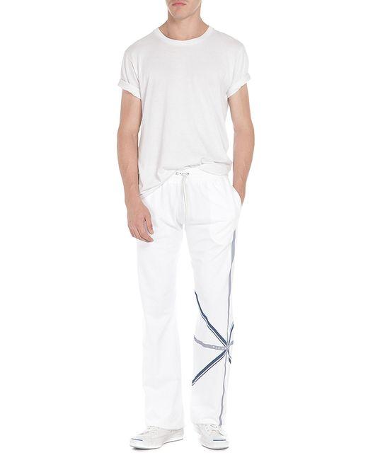 Брюки John Richmond                                                                                                              белый цвет
