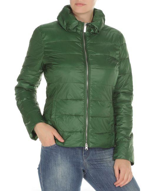 Куртка ARMANI JEANS                                                                                                              зелёный цвет