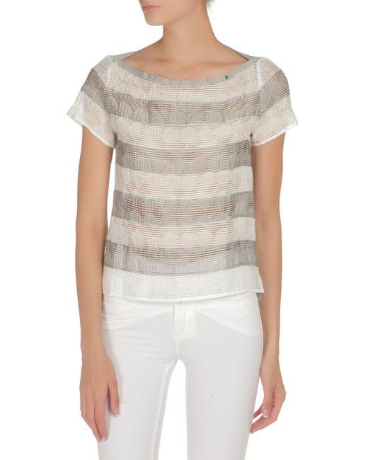 Блузка iBLUES                                                                                                              белый цвет