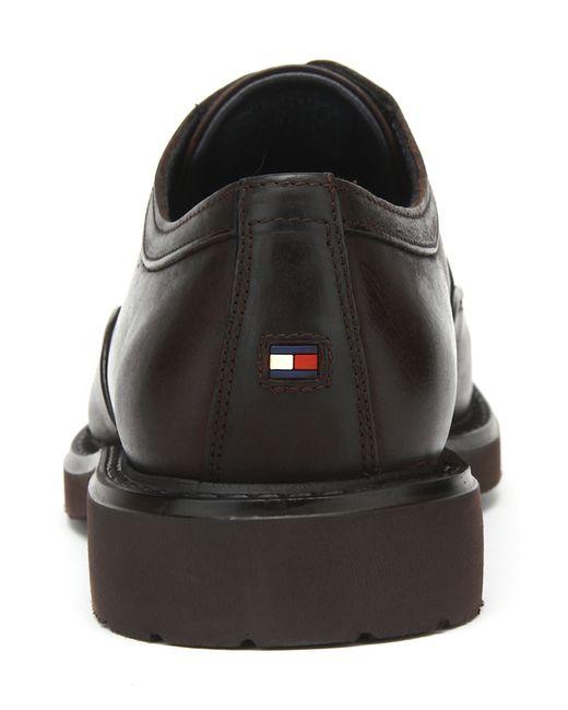 Ботинки Tommy Hilfiger                                                                                                              212, Coffee Bean цвет