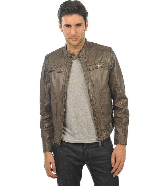 Куртка Arturo                                                                                                              коричневый цвет