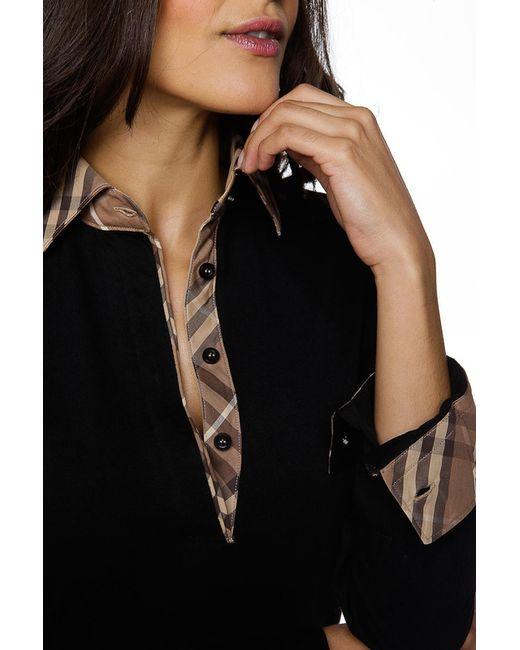 Рубашка-Поло Gazoil                                                                                                              чёрный цвет