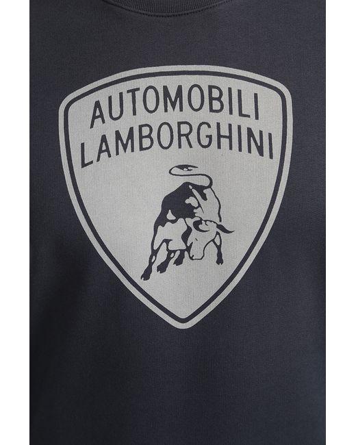 Свитшот Automobili Lamborghini                                                                                                              серый цвет