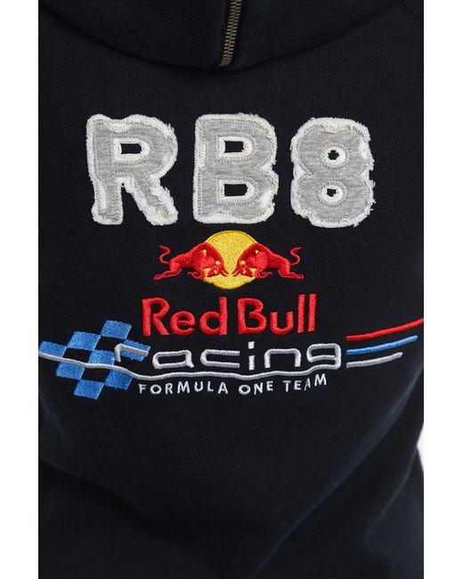 Свитшот Red Bull Racing                                                                                                              синий цвет
