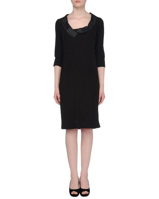 Платье Botondi Milano                                                                                                              чёрный цвет
