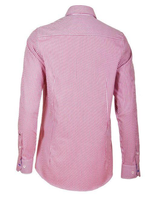 Рубашка Pontto                                                                                                              розовый цвет