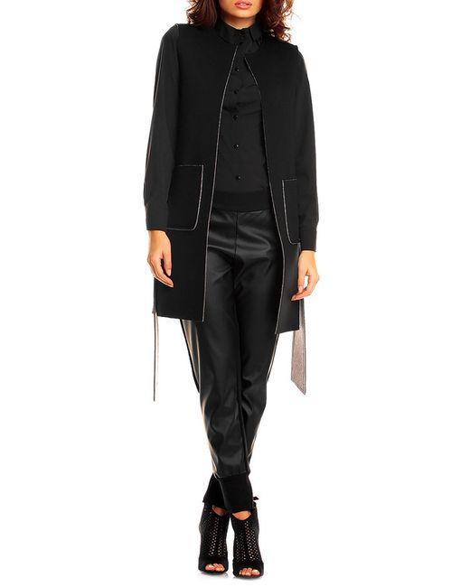 Пальто NOMMO                                                                                                              чёрный цвет