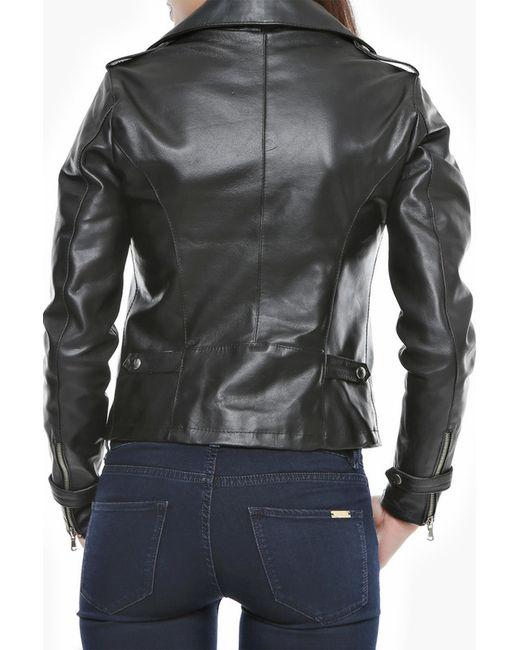 Куртка Mangotti                                                                                                              чёрный цвет