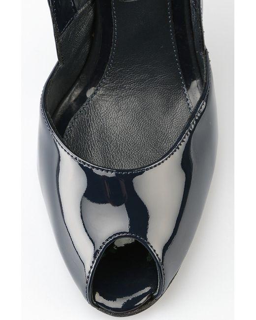 Туфли Dibrera                                                                                                              синий цвет
