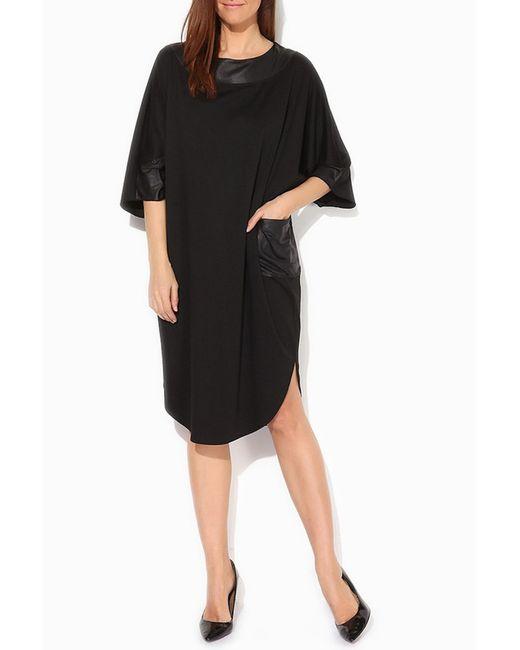 Платье Exline                                                                                                              чёрный цвет