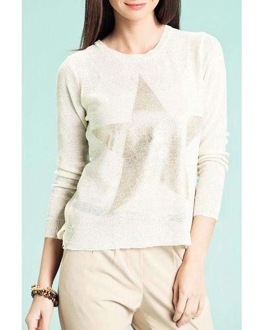 Пуловер Joymiss                                                                                                              None цвет