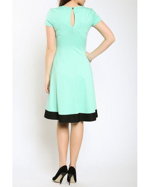 Платье Bellissima                                                                                                              зелёный цвет