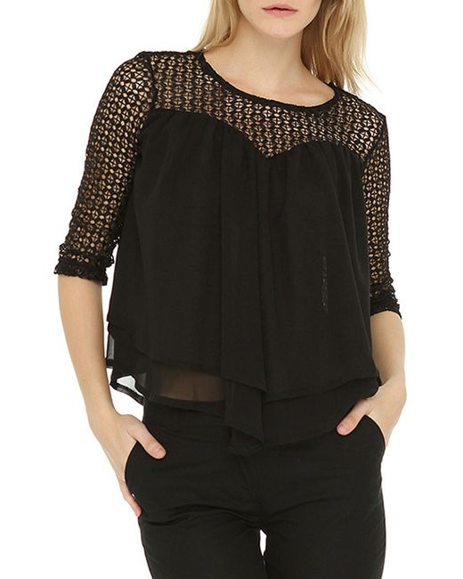 Блуза Boutiquen                                                                                                              None цвет