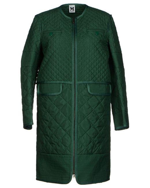 Пальто Missoni                                                                                                              зелёный цвет