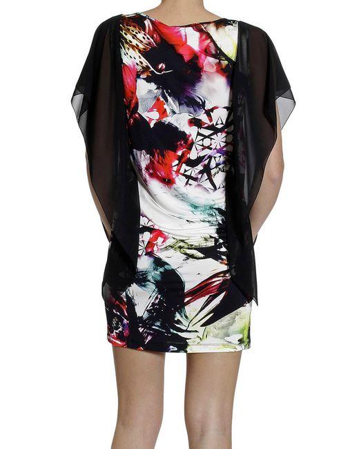 Платье Richmond Denim                                                                                                              многоцветный цвет