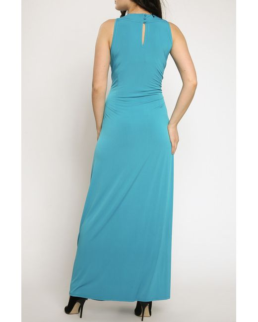 Платье Emma Monti                                                                                                              синий цвет