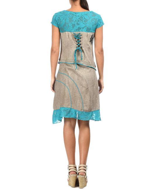 Платье Coline                                                                                                              None цвет