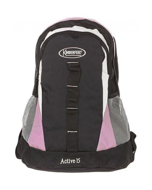 Рюкзак Kimberfeel                                                                                                              розовый цвет