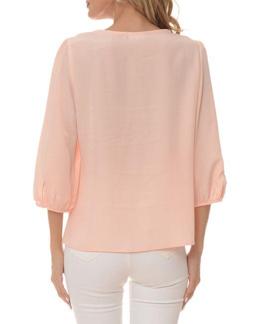Блуза Selfie                                                                                                              розовый цвет