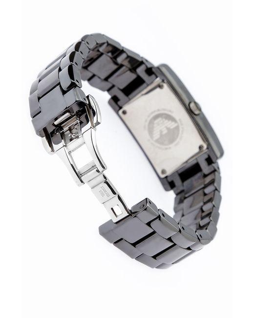 Часы Emporio Armani                                                                                                              чёрный цвет