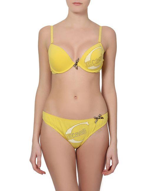 Трусы Just Cavalli                                                                                                              желтый цвет