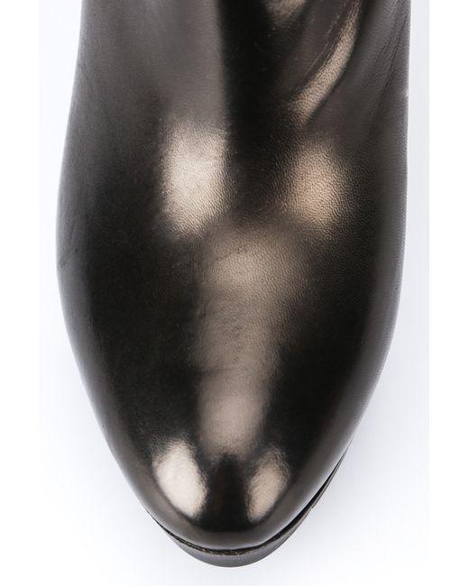 Ботильоны Fabi                                                                                                              чёрный цвет