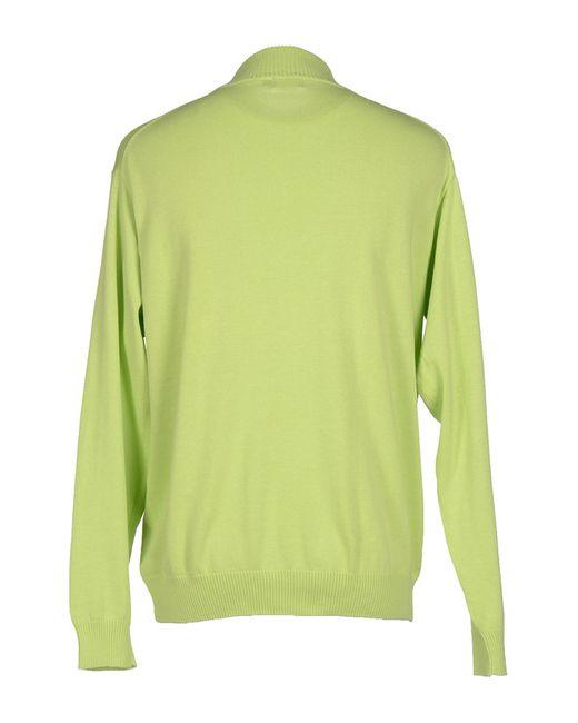 Водолазка Edward Spiers                                                                                                              зелёный цвет