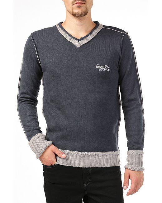 Пуловер Goodyear                                                                                                              серый цвет