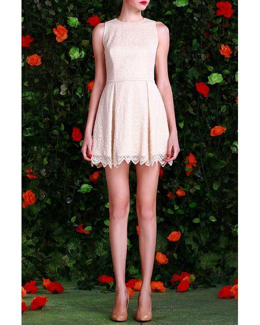 Платье Isabel Garcia                                                                                                              бежевый цвет