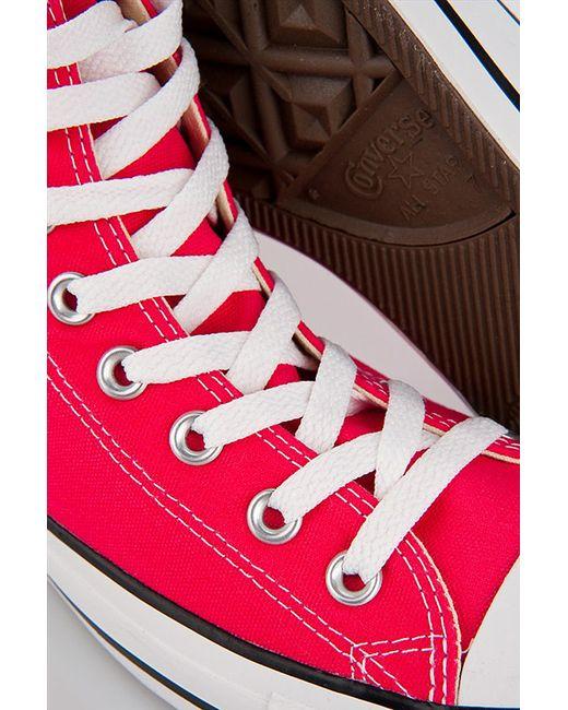 Кеды Converse                                                                                                              розовый цвет