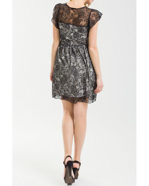 Платье NUNA LIE                                                                                                              чёрный цвет