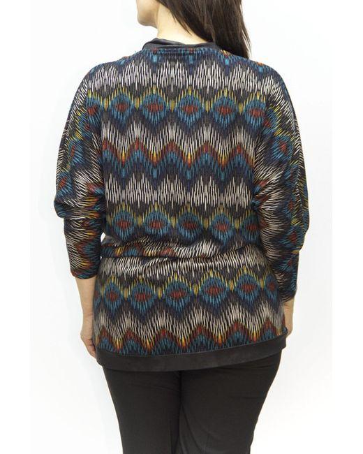 Блузка Exline                                                                                                              многоцветный цвет