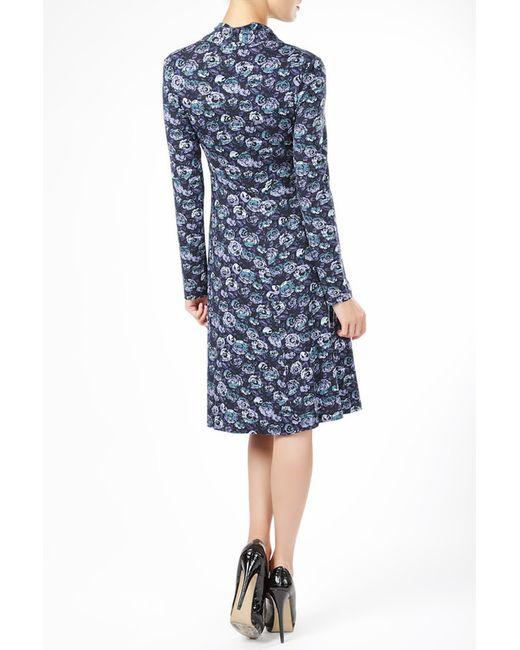 Платье ELLEN EISEMANN                                                                                                              синий цвет