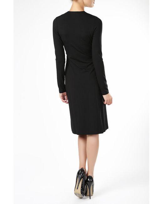 Платье ELLEN EISEMANN                                                                                                              чёрный цвет