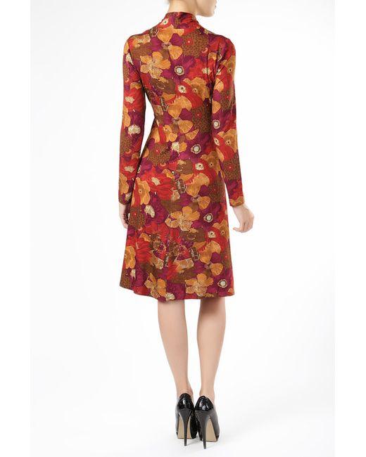 Платье ELLEN EISEMANN                                                                                                              красный цвет