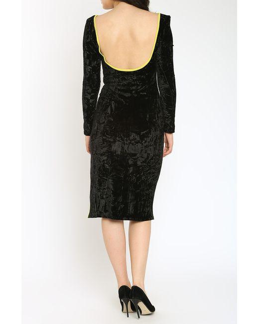 Платье Bellissima                                                                                                              чёрный цвет