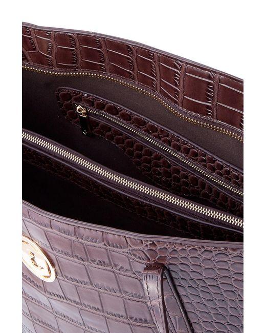 Сумка Lancaster                                                                                                              коричневый цвет