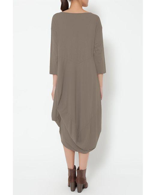 Платье Tantra                                                                                                              коричневый цвет
