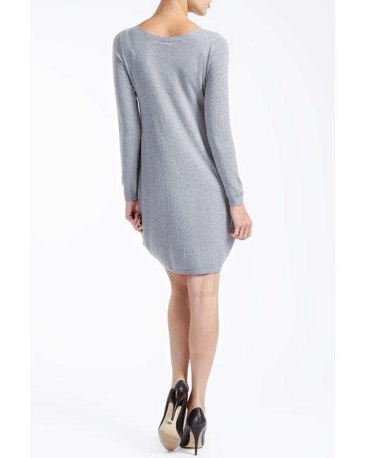 Платье MBYMAIOCCI                                                                                                              серый цвет