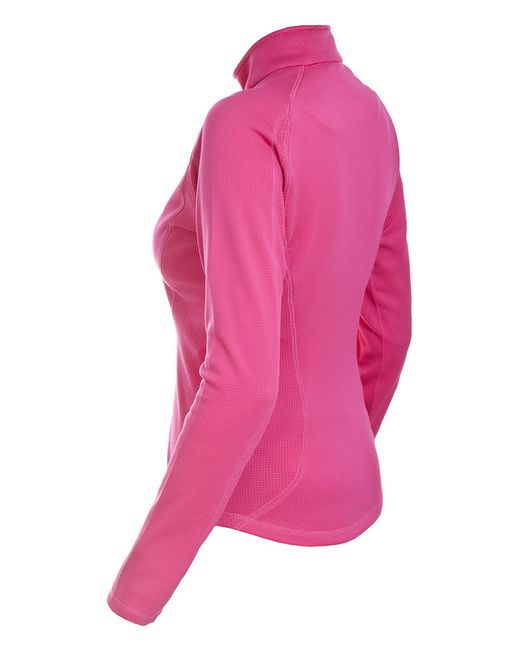Лонгслив Trespass                                                                                                              розовый цвет