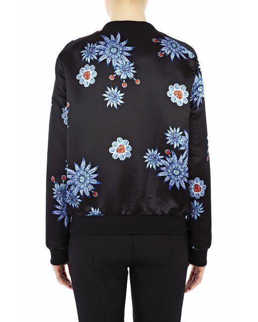 Куртка ATOS LOMBARDINI                                                                                                              чёрный цвет